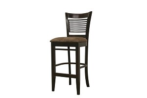 Ellen Dark Brown Modern Bar Stool Restaurant Furniture