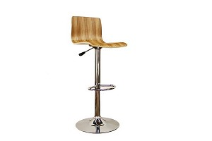 Lidell Wood Bar Stool Restaurant Furniture
