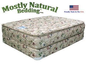 Queen Size Abe Feller® Ache Less™ Mattress