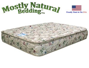 Antique Size Abe Feller® Mattress Only ACHE LESS™