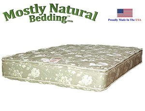 California Queen Size Abe Feller® Mattress Only BEST