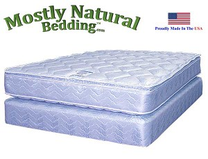 Full Size Abe Feller® BETTER Mattress