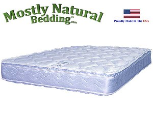 King Tall Man™ Size Mattress Only Abe Feller® BETTER