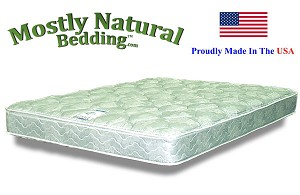 California King Size Abe Feller® Mattress Only GOOD