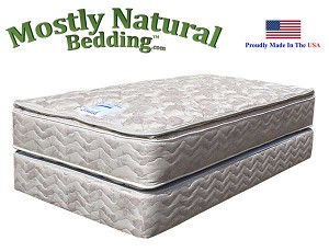 Twin XL Size Abe Feller® Mattress Set GRAND