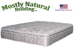 Eastern King Size Abe Feller® Mattress Only PREMIUM