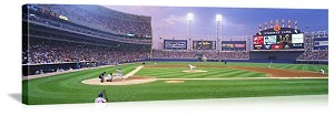 Chicago, Illinois Comiskey Park Panorama Picture
