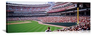 Cincinnati, Ohio Great American Ballpark Panorama Picture