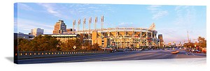 Cleveland, Ohio Jacobs Field Panorama Picture