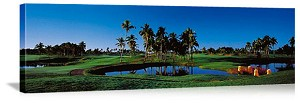 Isla Navidad Mexico (Day) Golf Course Picture