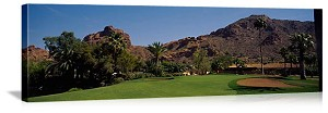 Paradise Valley Arizona Golf Course Picture