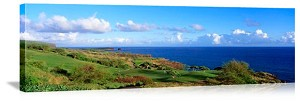 Manalee Bay Lanai Hawaii Golf Course Picture