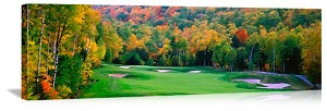 New England Golf Course Picture
