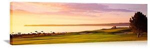 Sunrise Golf Course Maine Picture