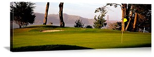 San Francisco Golf Course Picture