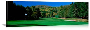 Fairlee Vermont Golf Course Picture