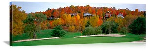 St. Hippolyte Laurentides Quebec Golf Course Picture