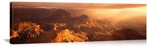 Sunrise View From Hopi Point Grand Canyon
