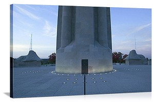 Kansas City, Missouri Liberty Memorial at Dawn Panorama Picture