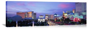 Las Vegas, Nevada The Strip Panorama Picture