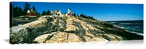 Pemaquid Lighthouse Maine Picture