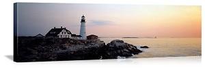 Portland Head Lighthouse Cape Elizabeth Maine Picture
