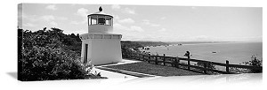 Trinidad Memorial Lighthouse Trinidad California Picture