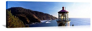 Heceta Head Lighthouse Florence Oregon Picture