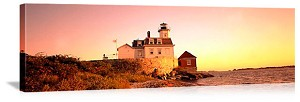 Rose Island Lighthouse Newport Rhode Island Picture