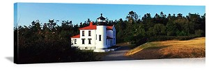 Admiralty Head Lighthouse Whidbey Island Washington Picture