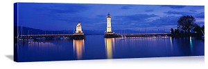 Lindau Germany Lighthouse Picture