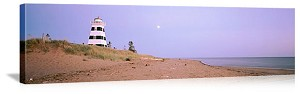 West Point Lighthouse Prince Edward Island Canada Picture