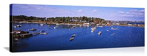 Harpswell, Maine Harpswell Cove Panorama Picture