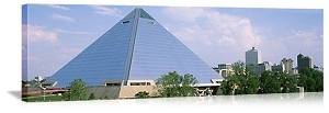 Memphis, Tennessee The Pyramid Panorama Picture