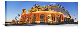 Milwaukee, Wisconsin Miller Park Panorama Picture
