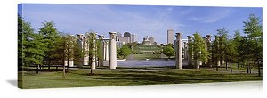 Nashville, Tennessee Bicentennial Park Panorama Picture