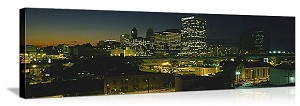 Newark, New Jersey City Skyline Panorama Picture