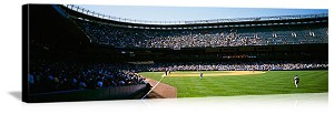 New York, New York Yankee Stadium Panorama Picture
