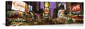 New York, New York Times Square NYC Panorama Picture