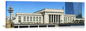 Philadelphia, Pennsylvania 30th Street Station Panorama Picture
