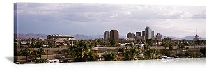 Phoenix, Arizona City Skyline Panorama Picture
