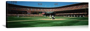 San Francisco, California Candlestick Park Panorama Picture