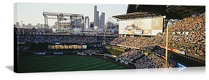 Seattle, Washington SAFECO Field Panorama Picture