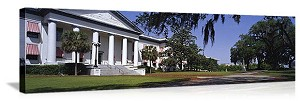 Tallahassee, Florida Old State Capitol Building Panorama Picture