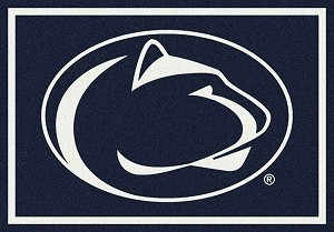Penn State Nittany Lions Alternate Team Logo Area Rug