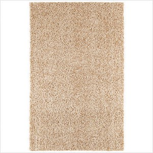 Shag Rug Buckskin Color