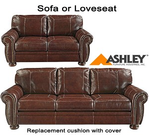 ashley banner replacement cushion cover 5040438 sofa or 5040435 love. Black Bedroom Furniture Sets. Home Design Ideas