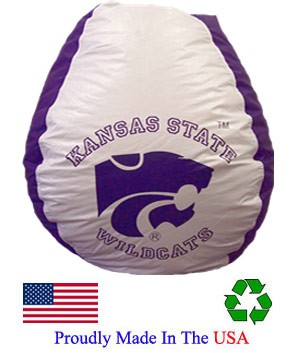 Kansas State Wildcats Bean Bag