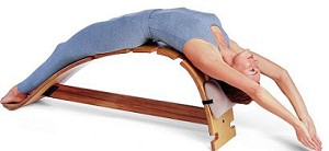 Therapeutic Yoga Back Bench