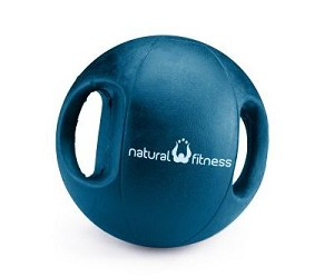 Dual Grip Medicine Ball 9 Pound